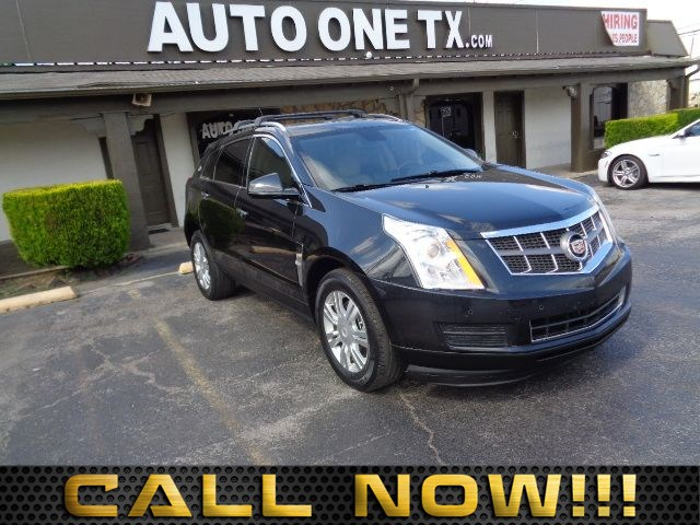 2012 Cadillac SRX Luxury Collection Air Conditioning Multi-Zone AC Audio Auxiliary Audio Input