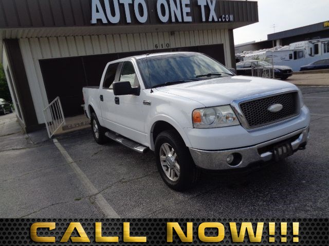 2007 Ford F-150 Lariat Audio Auxiliary Audio Input Audio Cd Player Convenience Adjustable Ste