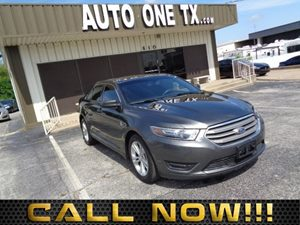 2015 Ford Taurus SEL 60-40 Folding Bench Front Facing Fold Forward Seatback Rear Seat Air Conditi
