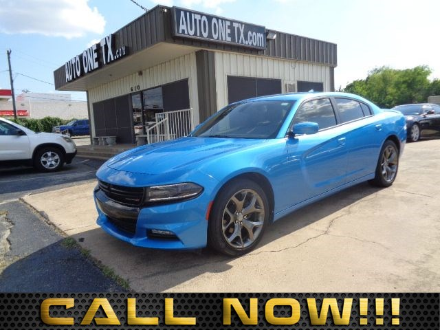 2015 Dodge Charger SXT 20 Wheel Sport Appearance Group Rallye Group 4-Way Passenger Seat -Inc