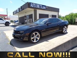 2012 Chevrolet Camaro 1LT Rs Package Sunroof Power With Express Open And Venting Audio Auxilia