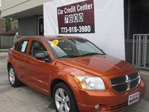 2011 Dodge Caliber Mainstreet Carfax Report Air Conditioning WChill Zone Storage Audio  Auxili