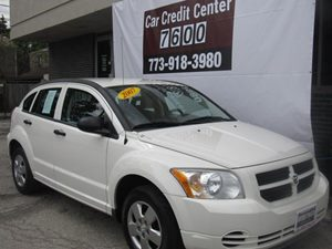 2007 Dodge Caliber  Carfax Report Audio  Cd Player Auxiliary 12V Pwr Outlet Convenience  Engi