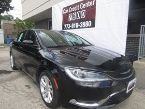2015 Chrysler 200 Limited 2 12V Dc Power Outlets Audio  Auxiliary Audio Input Audio  Mp3 Playe