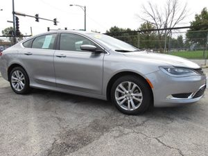 2015 Chrysler 200 Limited Carfax Report 2 12V Dc Power Outlets Audio  Auxiliary Audio Input Au