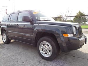 2015 Jeep Patriot Sport 1 12V Dc Power Outlet 4-Way Driver Seat -Inc Manual Recline And ForeAft