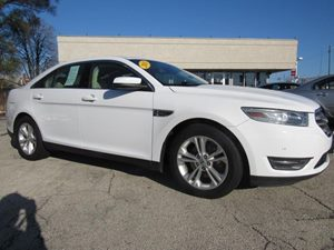 2013 Ford Taurus SEL Carfax Report 2 Aux Pwr Points Audio  Mp3 Player Audio  Satellite Radi