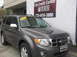 2011 Ford Escape XLT 2Nd Row 6040 Split Bench Seat -Inc Tip-Fold-Flat Latch Audio  Auxiliary A