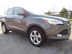 2013 Ford Escape SE Audio  Auxiliary Audio Input Audio  Cd Player Audio  Mp3 Player Audio