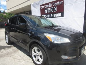 2014 Ford Escape SE 3 12V Dc Power Outlets Analog Display Audio  Mp3 Player Audio  Satellite