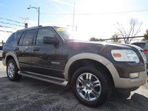 2006 Ford Explorer Eddie Bauer Carfax Report 2 FrontRear Pwr Points Cargo Management System
