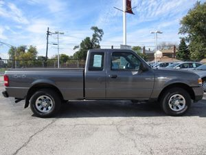 2008 Ford Ranger XLT Carfax Report 12-Volt Auxiliary Pwr Point 4-Spoke Black Urethane Steering W