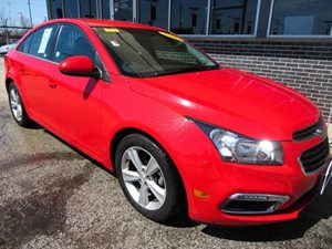 2015 Chevrolet Cruze LT Convenience  Automatic Headlights Convenience  Cruise Control Convenie