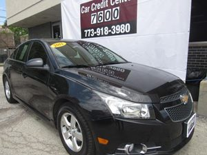 2012 Chevrolet Cruze LT w1LT Air Conditioning  AC Audio  Auxiliary Audio Input Audio  Cd Pl