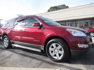 2009 Chevrolet Traverse LT w1LT Carfax Report Audio  Cd Player Audio  Mp3 Player Convenience
