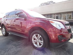 2010 Chevrolet Equinox LS Carfax Report Air Conditioning Single-Zone Manual Climate Control Aud
