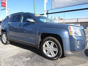 2011 GMC Terrain SLE-2 Audio  Cd Player Audio  Premium Sound System Audio  Satellite Radio C