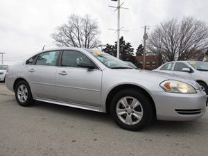 2012 Chevrolet Impala LT Retail Carfax Report Air Conditioning  Multi-Zone AC Audio  Auxiliar