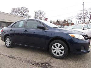 2011 Toyota Corolla LE 12V Aux Pwr Outlet Audio  Auxiliary Audio Input Audio  Cd Player Audio