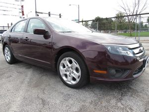 2011 Ford Fusion SE 2 12V Pwr Points 8-Way Pwr Driver WManual Lumbar  Pwr Recline Audio  Mp