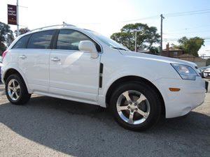 2013 Chevrolet Captiva Sport Fleet LT Carfax Report Audio  Cd Player Audio  Mp3 Player Audio