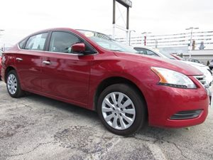 2014 Nissan Sentra SL Carfax Report 1 12V Dc Power Outlet Air Conditioning  Multi-Zone AC Aud