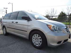 2008 Honda Odyssey LX Carfax Report Audio  Cd Player Audio  Mp3 Player Beverage Holders Conv