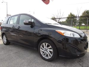 2014 Mazda Mazda5 Sport 2 12V Dc Power Outlets Audio  Auxiliary Audio Input Audio  Mp3 Player