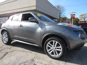 2011 Nissan JUKE SV Carfax Report 12V Pwr Outlet Audio  Auxiliary Audio Input Audio  Mp3 Play