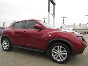 2012 Nissan JUKE SL Carfax Report Audio  Premium Sound System Audio  Satellite Radio Convenie
