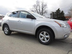 2010 Nissan Rogue S Carfax Report 1 12-Volt Pwr Outlet Audio  Auxiliary Audio Input Audio