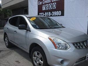 2011 Nissan Rogue S Carfax Report 2 12-Volt Pwr Outlets Audio  AmFm Stereo Audio  Auxiliar
