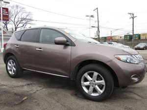 2010 Nissan Murano S Carfax Report Air Conditioning  Climate Control Air Conditioning  Multi-Z