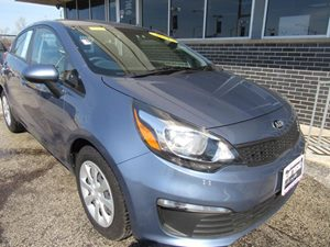 2016 Kia Rio LX Carfax Report Analog Display Audio  Auxiliary Audio Input Audio  Cd Player A