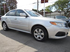 2009 Kia Optima LX Carfax Report Audio  Cd Player Audio  Mp3 Player Audio  Satellite Radio