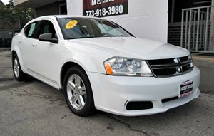 2013 Dodge Avenger SE V6 Carfax Report Audio  Auxiliary Audio Input Audio  Cd Player Convenie