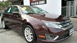 2011 Ford Fusion SEL Carfax Report 2 12V Pwr Points Audio  Auxiliary Audio Input Audio  Mp3