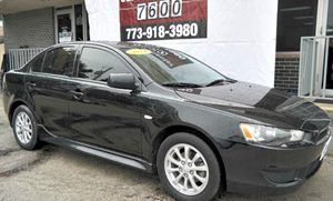 2014 Mitsubishi Lancer Man ES FWD Carfax Report 2 12V Dc Power Outlets Audio  Auxiliary Audio I