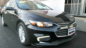 2016 Chevrolet Malibu LT Carfax Report Audio  Satellite Radio Audio  Smart Device Integration
