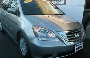 2009 Honda Odyssey EX Carfax Report Audio  Auxiliary Audio Input Audio  Cd Changer Audio  Mp