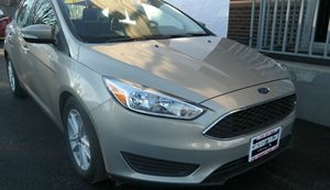 2016 Ford Focus SE Carfax Report Audio  Auxiliary Audio Input Audio  Mp3 Player Audio  Smart