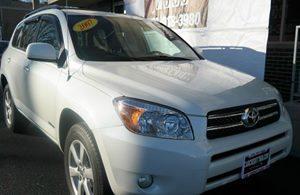 2007 Toyota RAV4 Sport Carfax Report Audio  Auxiliary Audio Input Audio  Cd Player Convenienc