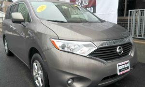 2016 Nissan Quest SV Carfax Report Air Conditioning  AC Audio  AmFm Stereo Audio  Auxiliar