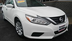 2016 Nissan Altima 25 S Carfax Report 2 12V Dc Power Outlets Audio  Auxiliary Audio Input Aud