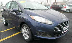 2016 Ford Fiesta SE Carfax Report Audio  Cd Player Audio  Mp3 Player Audio  Smart Device Int