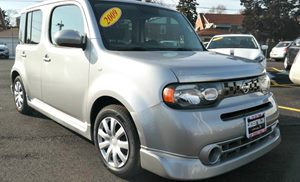 2009 Nissan cube 18 S Carfax Report Audio  Auxiliary Audio Input Convenience  Power Outlet E