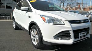 2016 Ford Escape SE 4 12V Dc Power Outlets Audio  Auxiliary Audio Input Audio  Mp3 Player Aud