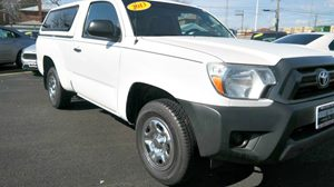 2013 Toyota Tacoma  Carfax Report Air Conditioning  AC Audio  Auxiliary Audio Input Audio