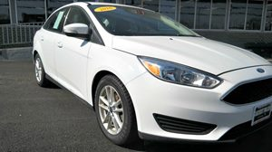 2016 Ford Focus SE Carfax Report Audio  Smart Device Integration Convenience  Automatic Headli