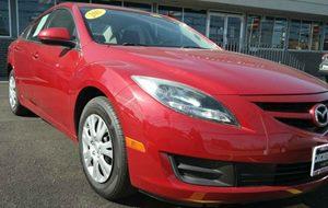 2011 Mazda Mazda6 i Sport Audio  Auxiliary Audio Input Audio  Cd Player Audio  Mp3 Player Co